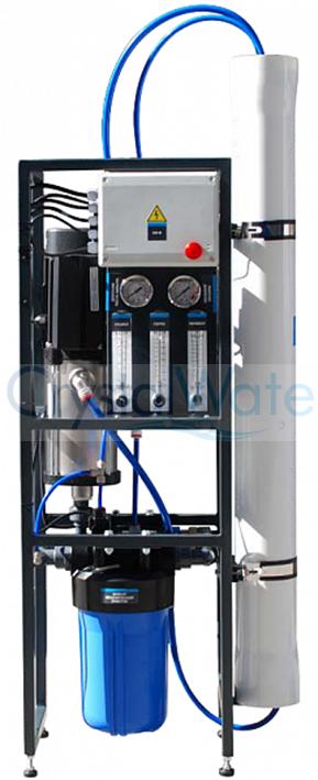Demineralizačná reverzná osmóza s výkonom do 240 L/hod